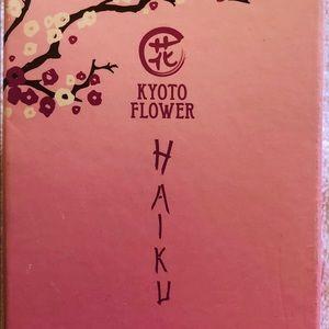 Avon New Kyoto flower Haiku 1.7